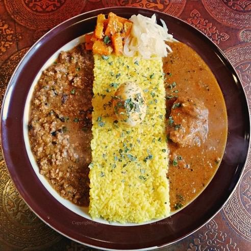チャントルーズ 青森県内唯一の南インドカレーが食べられるお店【青森弘前の南インドカレー】