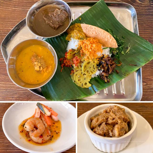 月曜スリランカカレーは本場仕込みの味わい深いカレー【高円寺】